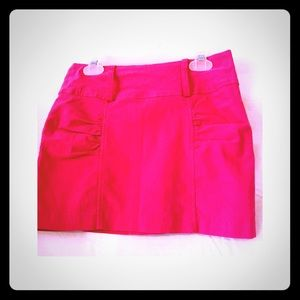 Body Central Stretch Mini Skirt
